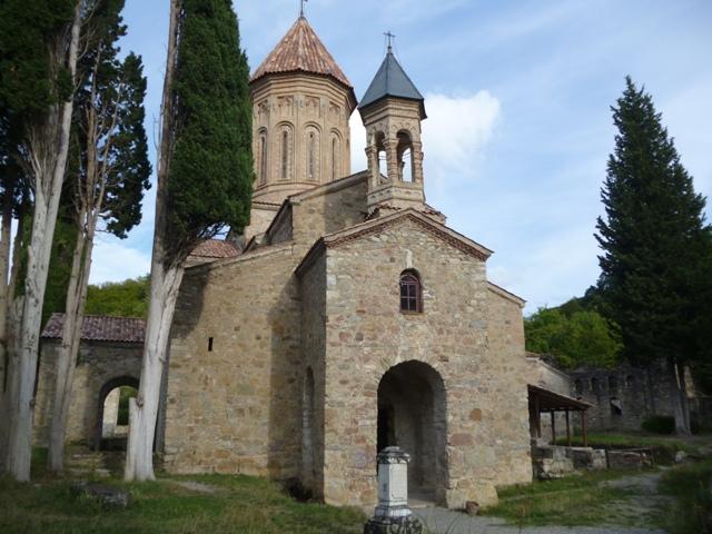 Monasterio de Ikalto