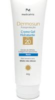 Dermosun Creme Gel hidratante FPS 20