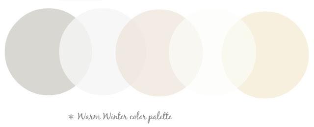 powdery pastels colors