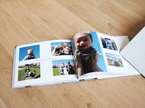 Het foto album is van goede en degelijke kwaliteit