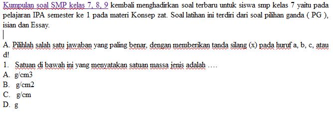 ... , 227 13 kb png smp ipakelas soal soal alat 2013 smp 4001 free kelas