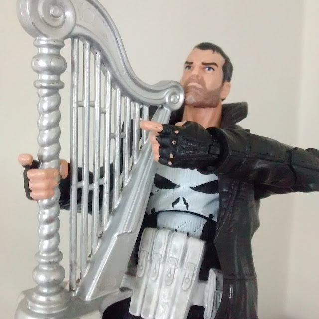 A Hold on my Harp.