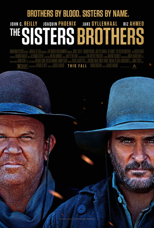 Recent releases: The Sisters Brothers (2018)