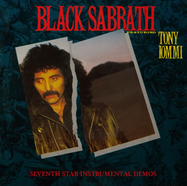 BLACK SABBATH - SEVENTH STAR LYRICS