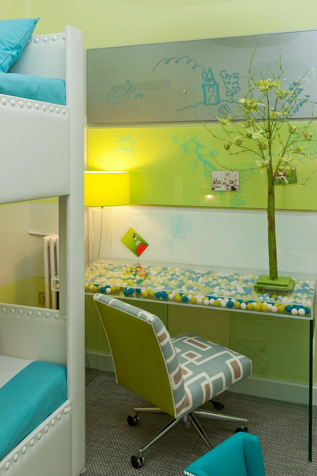 Un dormitorio infantil diferente blog tendencias y - Sofia calleja decoracion ...