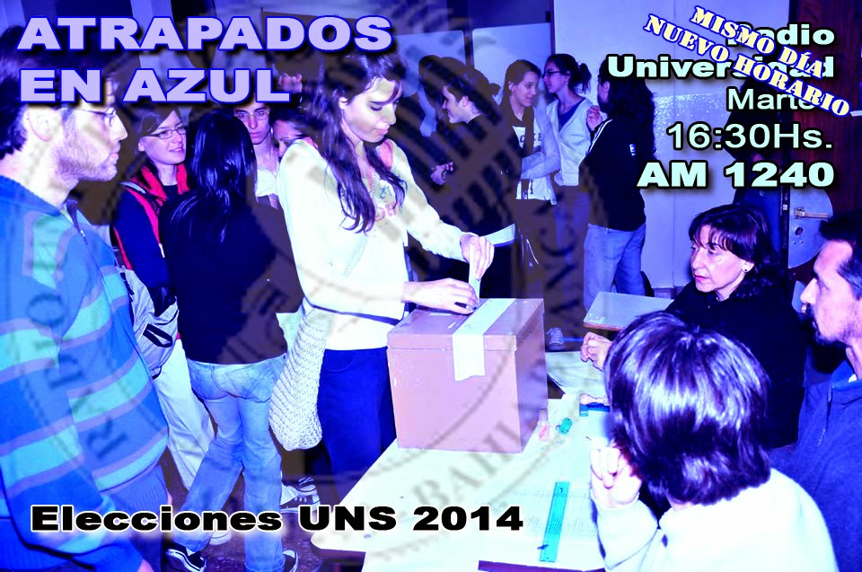 74. Elecciones 2014. Entrevista a Andrea Castellano y Javier Orozco (Línea PHI)