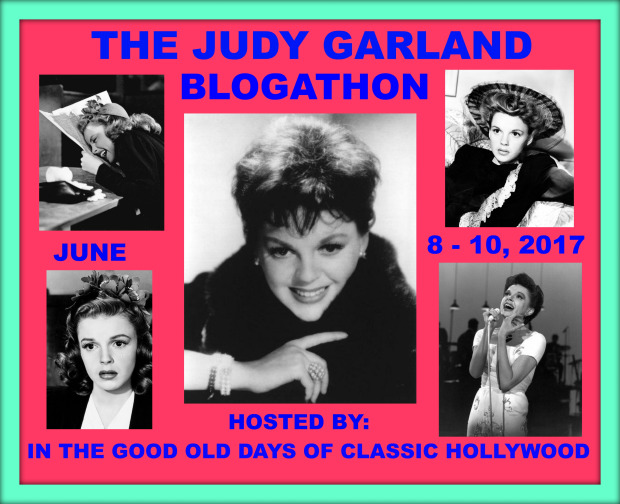 Judy Garland Blogathon