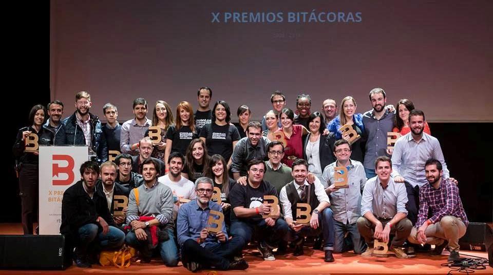 Búscame  finalista en la categoría de Mejor Blog Personal en los Premios Bitácoras 2014