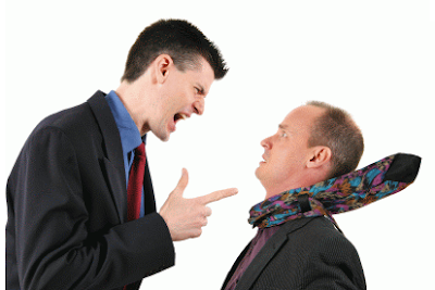 Anger of Dissertation Supervisors