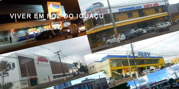 Conheça a nossa lista de Supermercados em Foz do Iguaçu