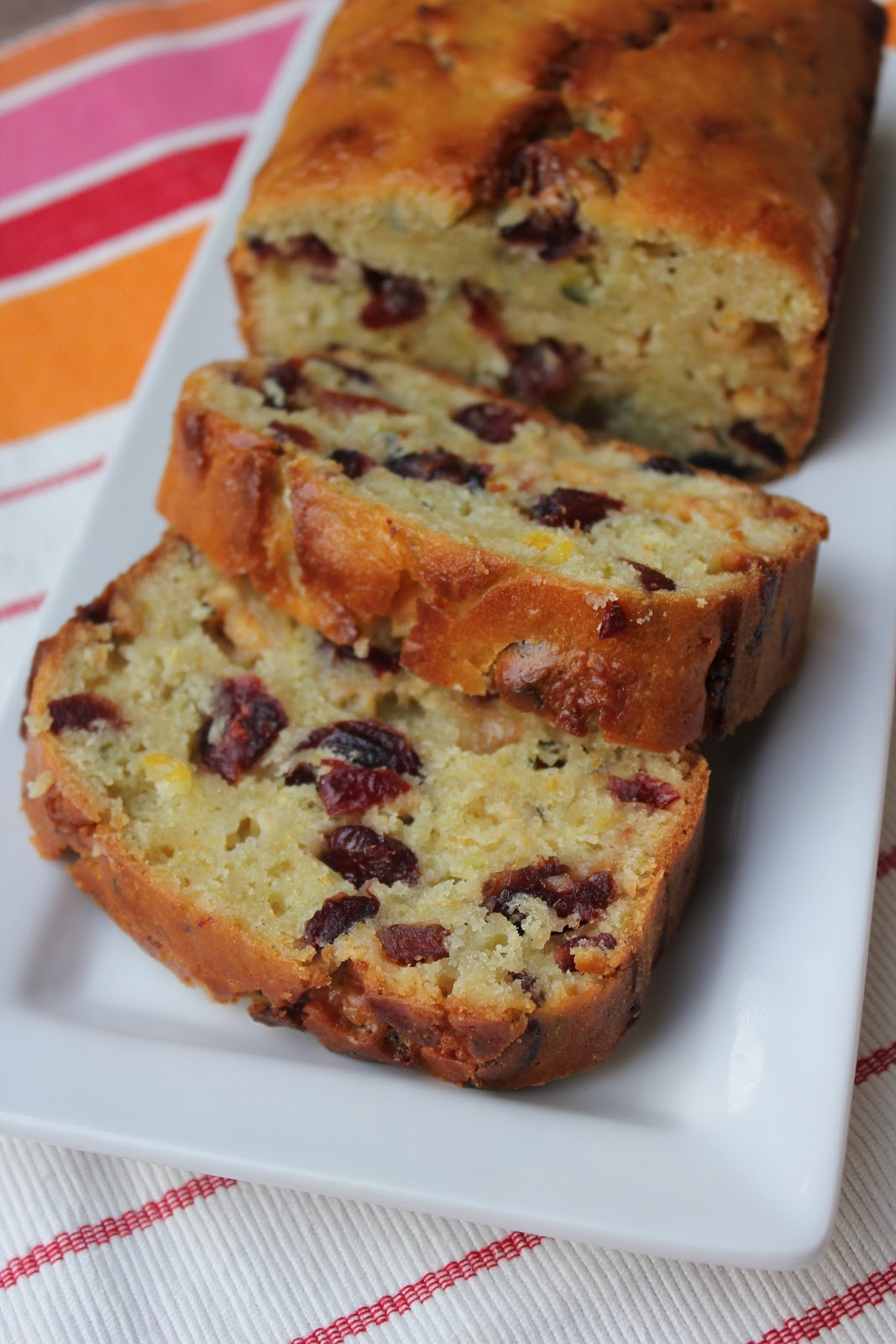 Deals to Meals: Orange Cranberry White Chocolate Zucchini ...