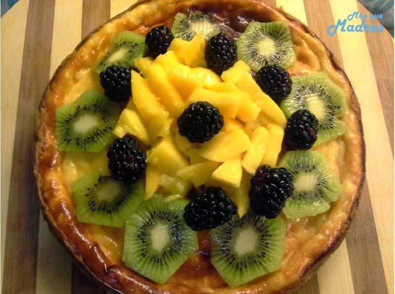 comida casera, hábitos saludables, tarta