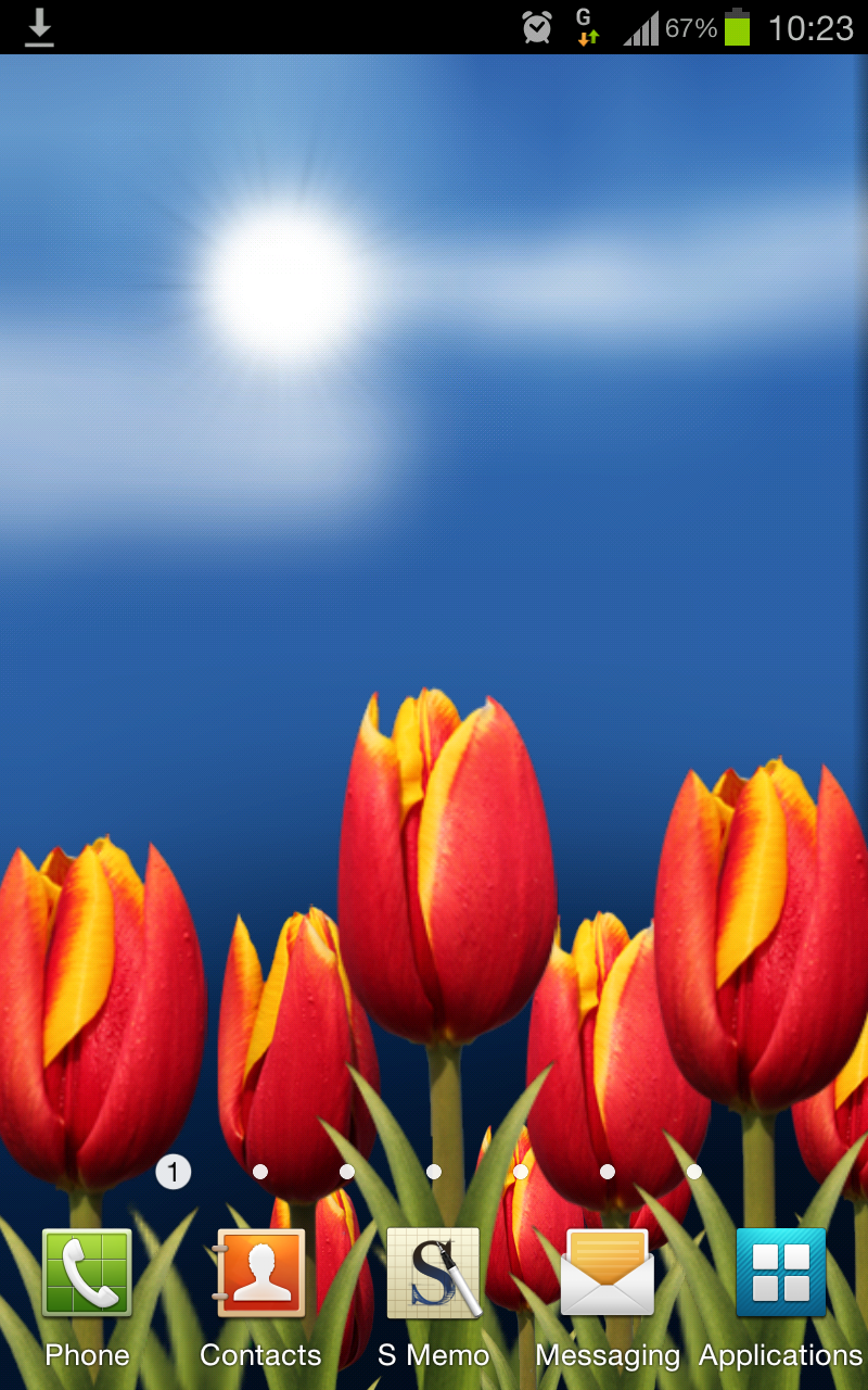 Top 10 Free Android Live Wallpapers Apps 2012 Rajesh