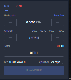 Buy MYFIE Now