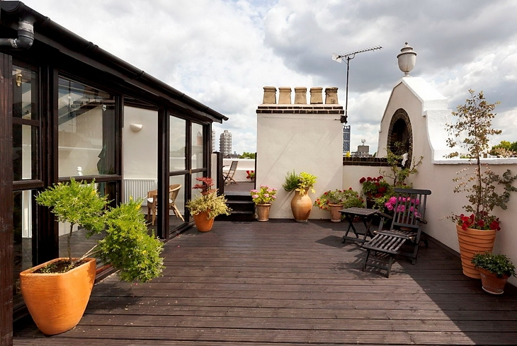Estilo rustico nuevas terrazas en estilo rustico i - Terrazas con estilo ...