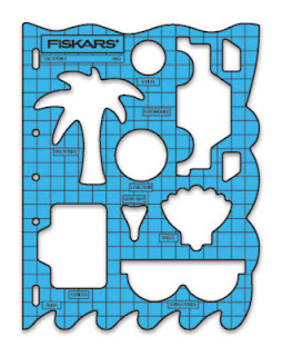 FISKARS Vacation-1 Template