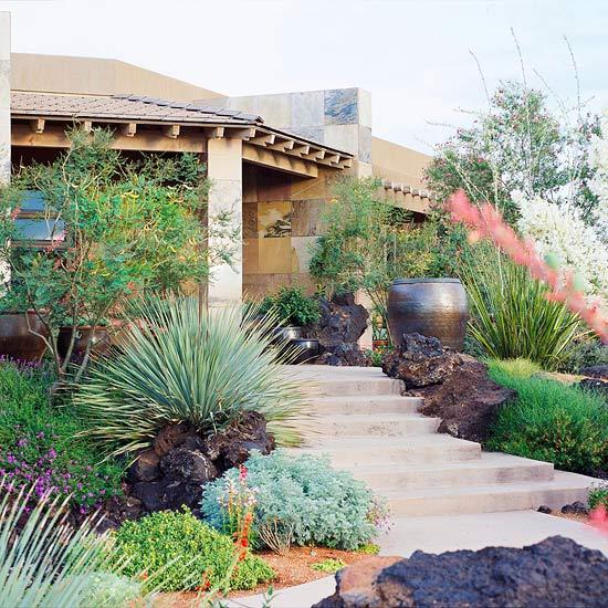 Home interior design for Garden designs for zone 4