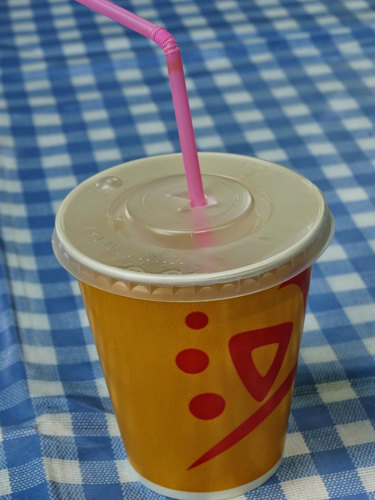 Targ Śniadaniowy, Park Krakowski, Dar Sadu, sok jabłko-rabarbar