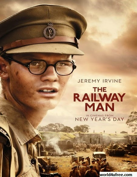 The Railway Man 2013 BRRip 480p 300mb ESub