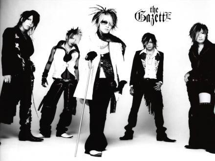 El J-Rock, la música que te emociona al ver anime The-gazette