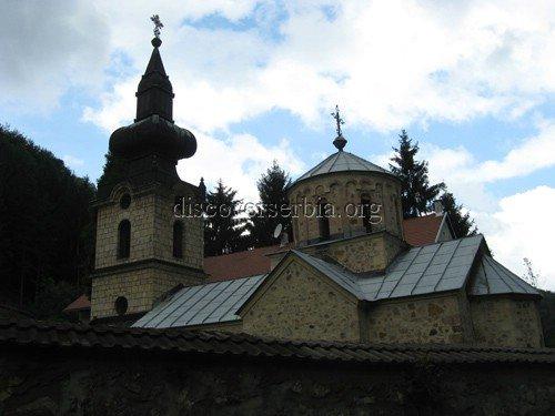 Monasteries in Serbia