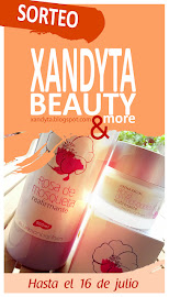 SORTEO EN XANDYTA BEAUTY AND MORE