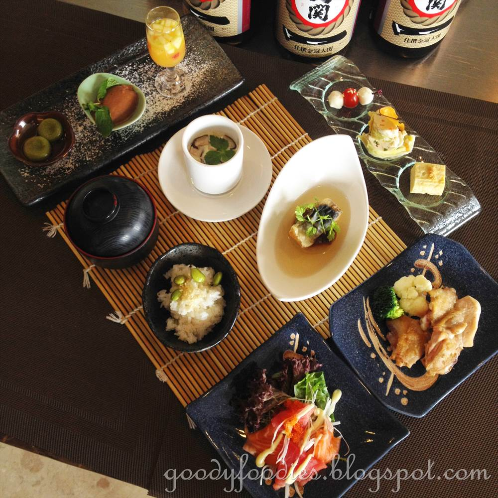 GoodyFoodies: Set lunch @ Ri-Yakitori, St Giles The Gardens - Grand ...