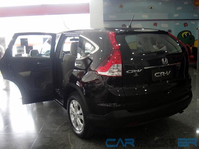Honda CR-V LX Mecânico 2013