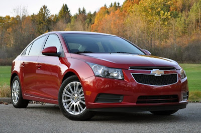 2012 Chevy Cruze Owners Manual & Review