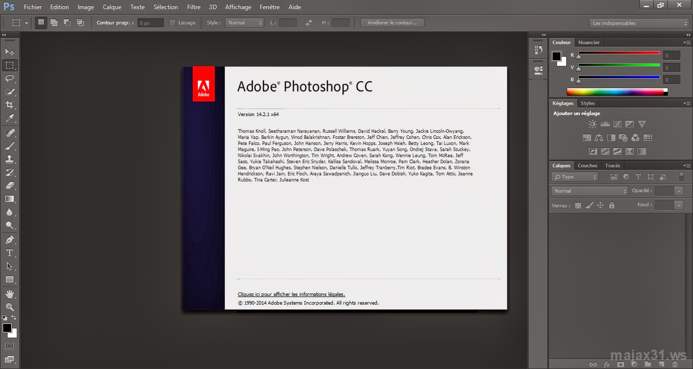 Adobe photoshop cc lite 14.2 multilingual portable  x86 x64