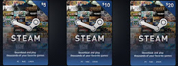 Beli Steam Wallet Code DISINI :