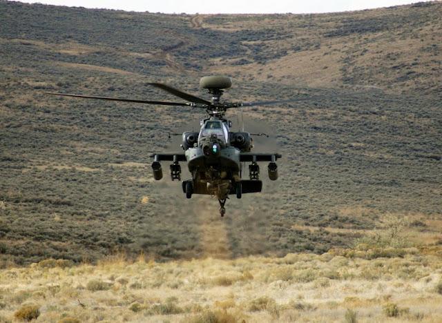 Apache AH-64E Guardian yang akan dimiliki TNI AD