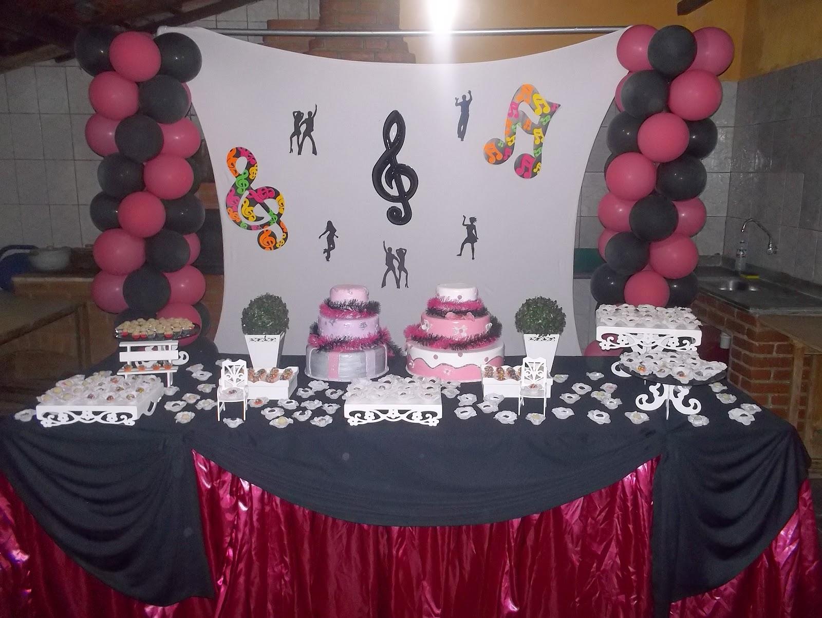 decoracao festa balada infantil: Provencal , Festa , Infantil,Locação: DECORACAO TEEN MUSICA BALADA