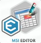 MSI Editor