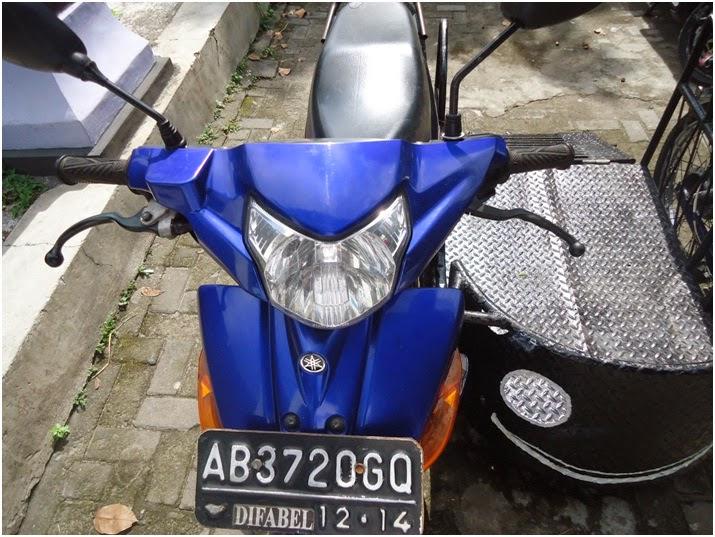 modifikasi motor difable