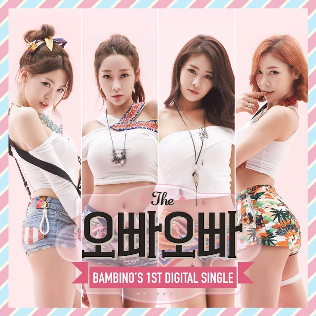 Bambino South Korea K pop Girl Dance Group