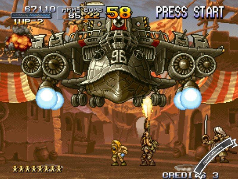 CVG: Metal Slug 1 - PC Full Version Game Free Download