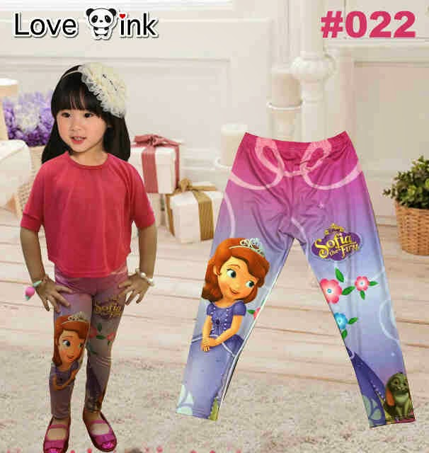 Legging Kids Sofia 022.Love Ink.