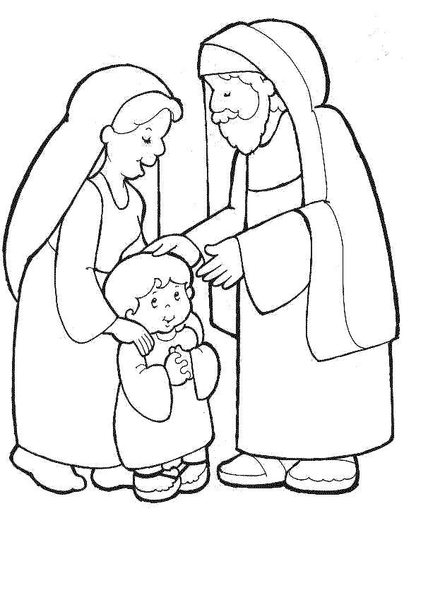 baby samuel coloring page - ministerio de ni os herederos del reino lecciones