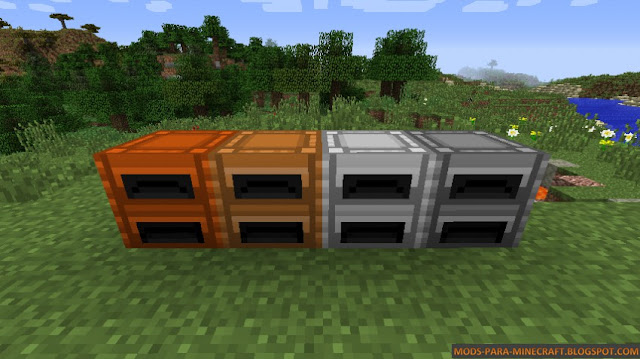 Metal Furnaces - Metallurgy Classic Machines Mod para Minecraft 1.7.10