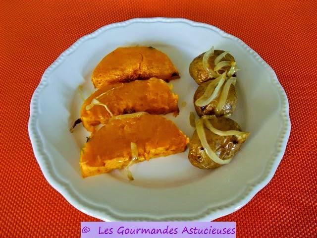 Les gourmandes astucieuses cuisine v g tarienne bio saine et gourmande faite maison - Comment cuisiner les butternuts ...
