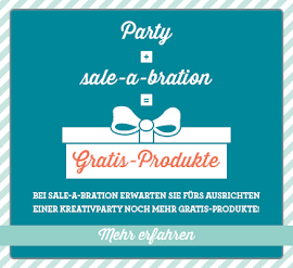 Gratis Produkte in der Sale-A-Bration 22.01. - 22.03.13