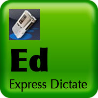 Express Dictate, Dictation Recorder