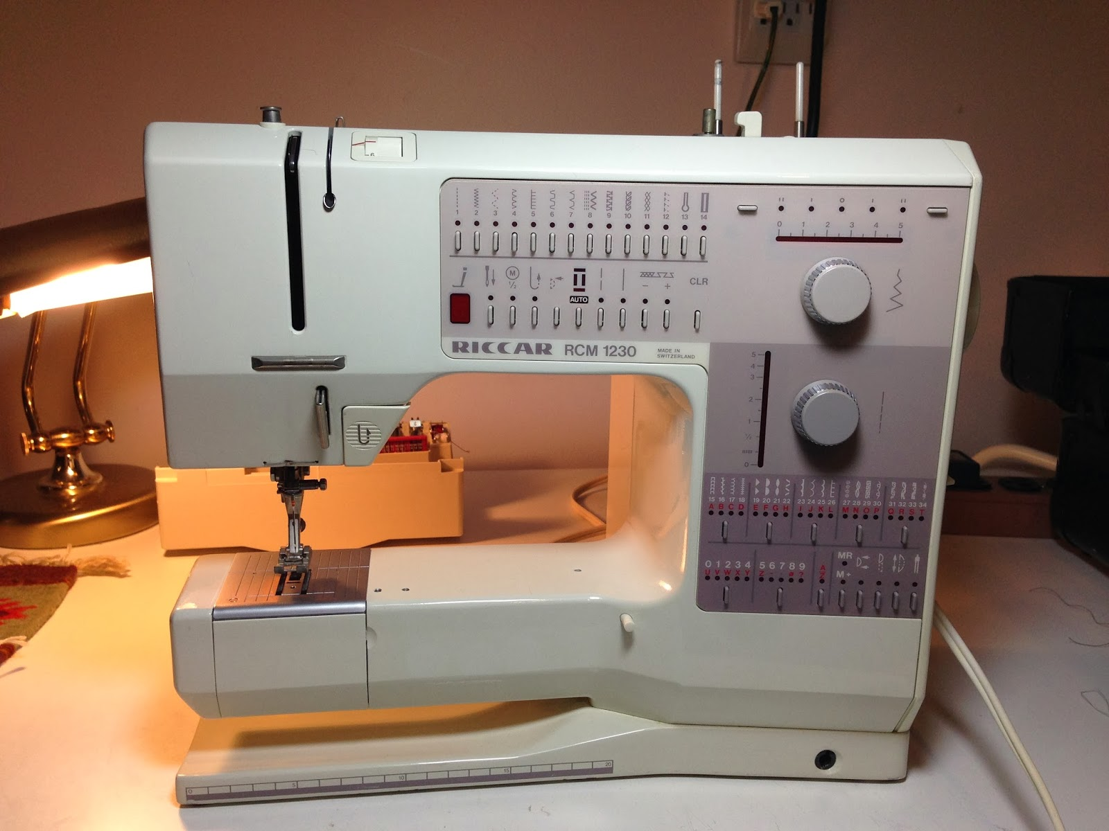 bernina 1230 sewing machine