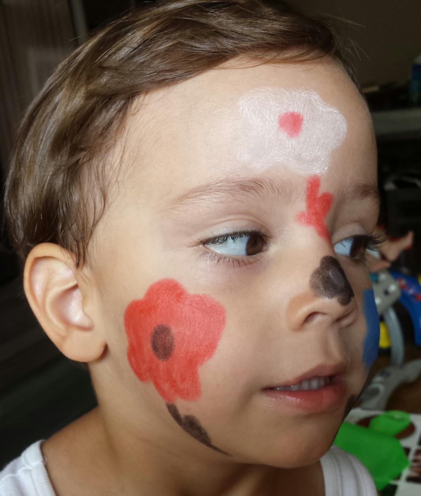 Lauramakeup pintura de cara para cumplea os y fiestas de - Pinturas de cara para ninos ...