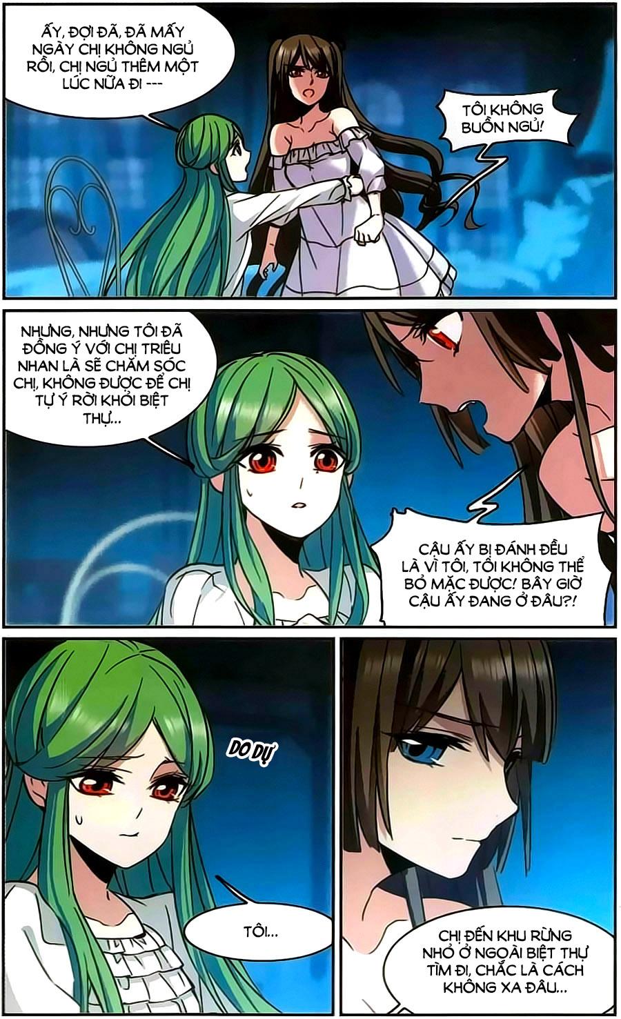 Huyết Tộc Cấm Vực chap 105 Trang 28 - Mangak.info