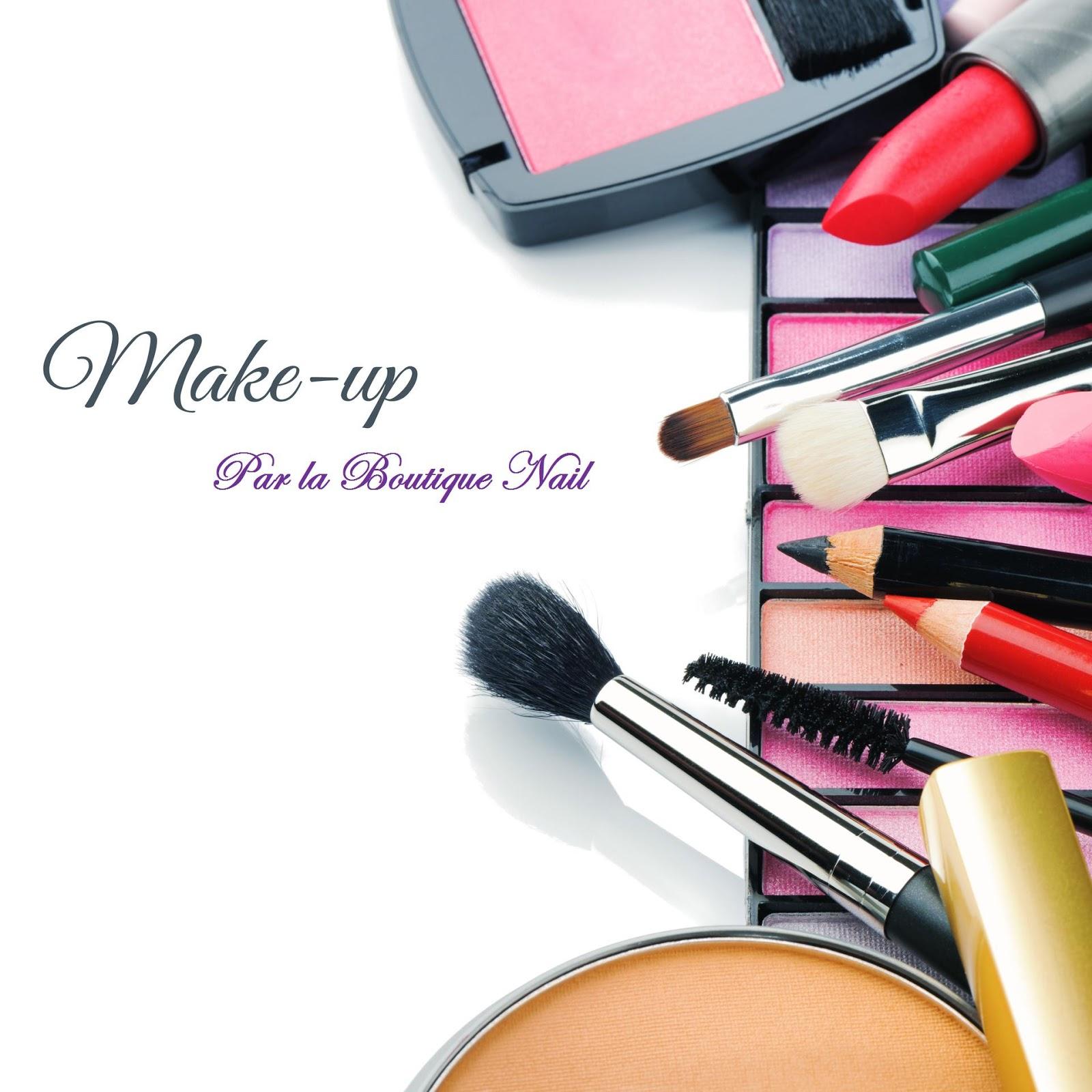 Boutique Nail Art - Le Blog: Arrivée de maquillage