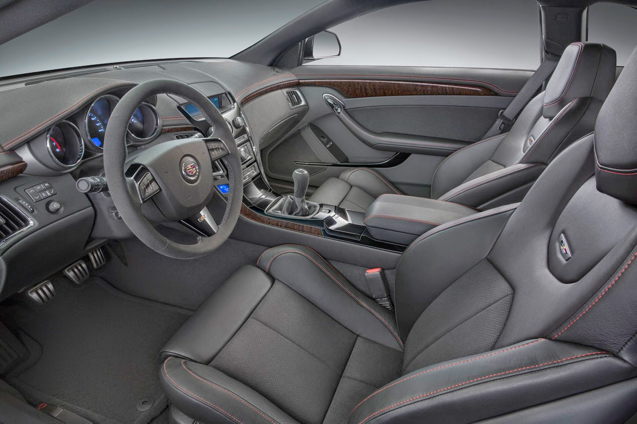 Automotiveblogz: 2015 Cadillac CTS-V Coupe Photos