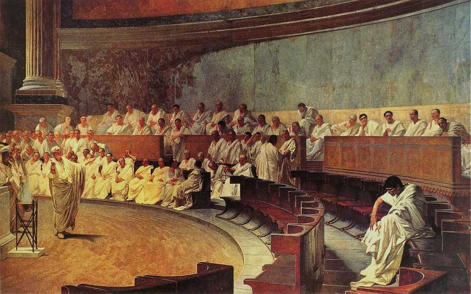 10 Famous Geniuses And Their Work - Marcus Tullius Cicero