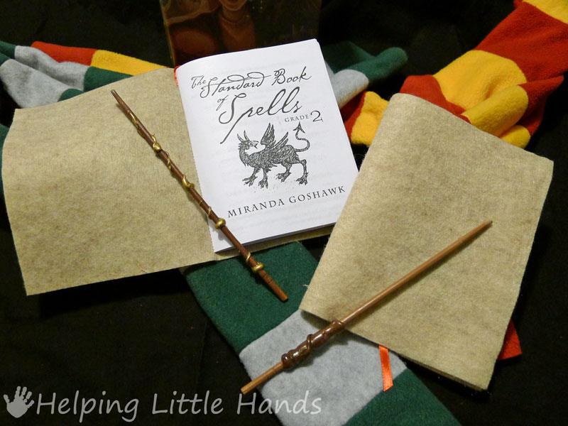 image about Harry Potter Printable Spell Book referred to as Areas as a result of Polly: Harry Potter Printable Spell Guides - Sew